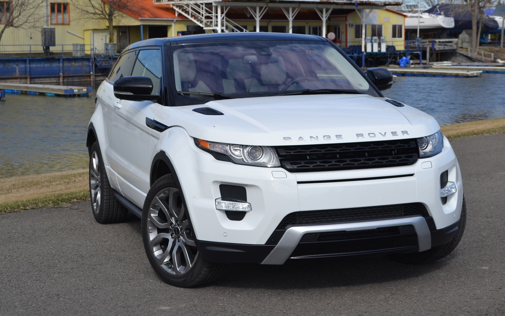 Land Rover Range Rover Evoque Mission accomplished image editor free download Wallpaper