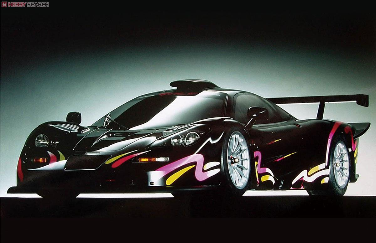 McLaren F1 GTR 1997 Model Car Other picture list price free image editor Wallpaper