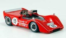 McLaren M6 B No.11 L. Motschenbacher Las Vegas 1968 Spark Car Model list free image editor