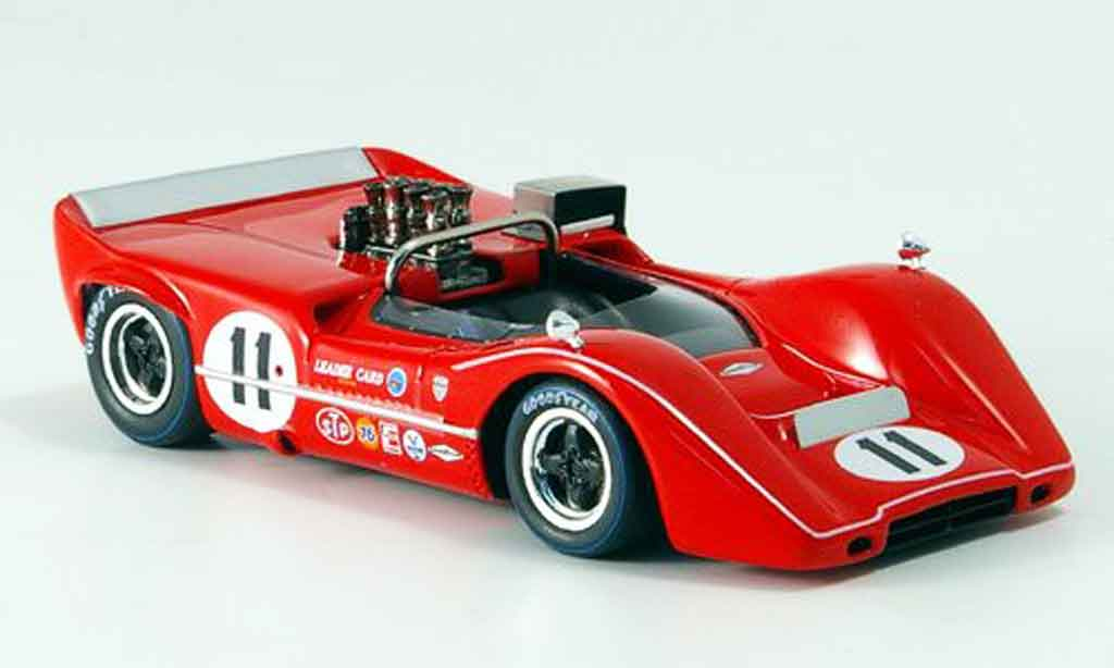 McLaren M6 B No.11 L. Motschenbacher Las Vegas 1968 Spark Car Model list free image editor Wallpaper