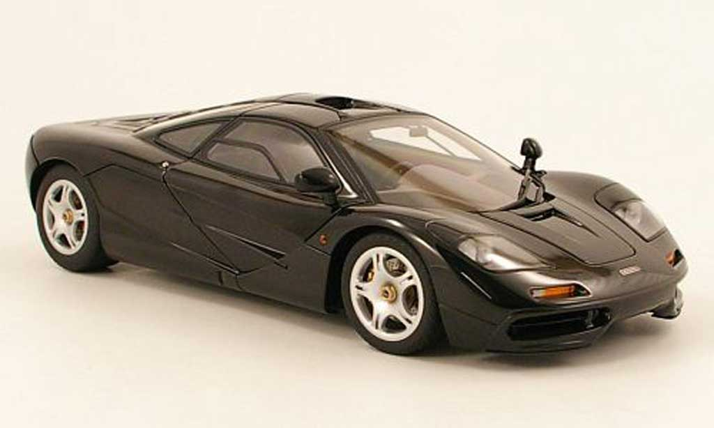McLaren F1 black 1994 Autoart Car Model list free image editor