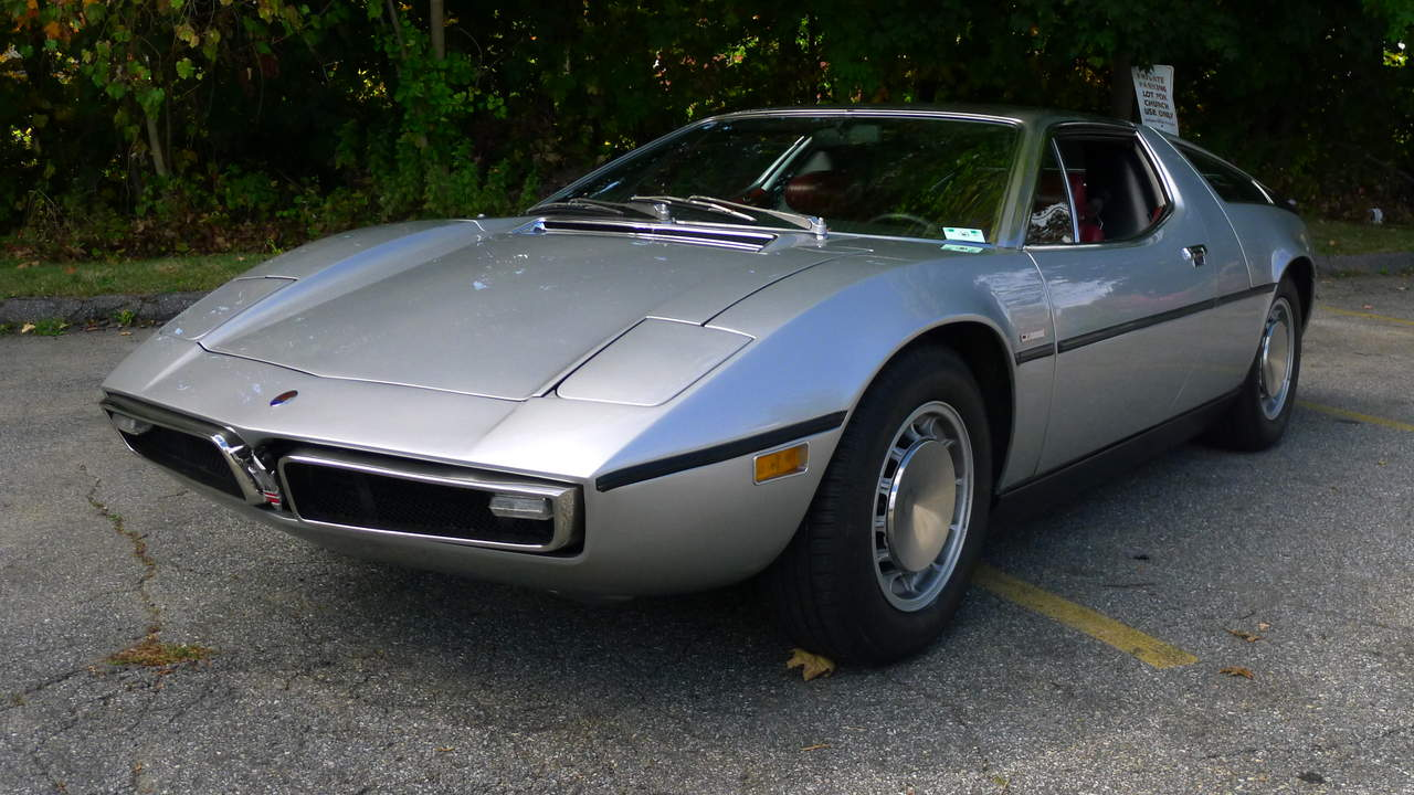 1973 Maserati Bora for sale free image editor Wallpaper