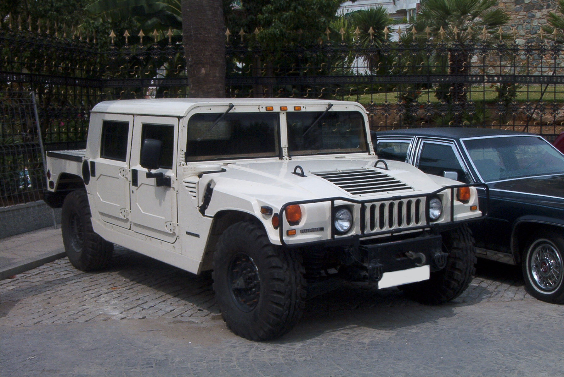 Hummer H1 Pick Up For Sale free download image