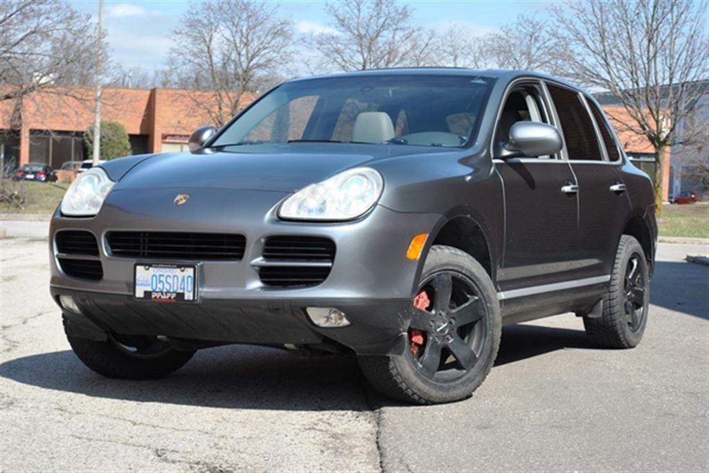 Used Porsche Cayenne S Navigation Rear Cam Year Extended Warranty Fully Loaded with Navigation For Sale free image upload