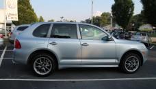 Used Porsche Cayenne devon pa Transmission Automatic  free image upload