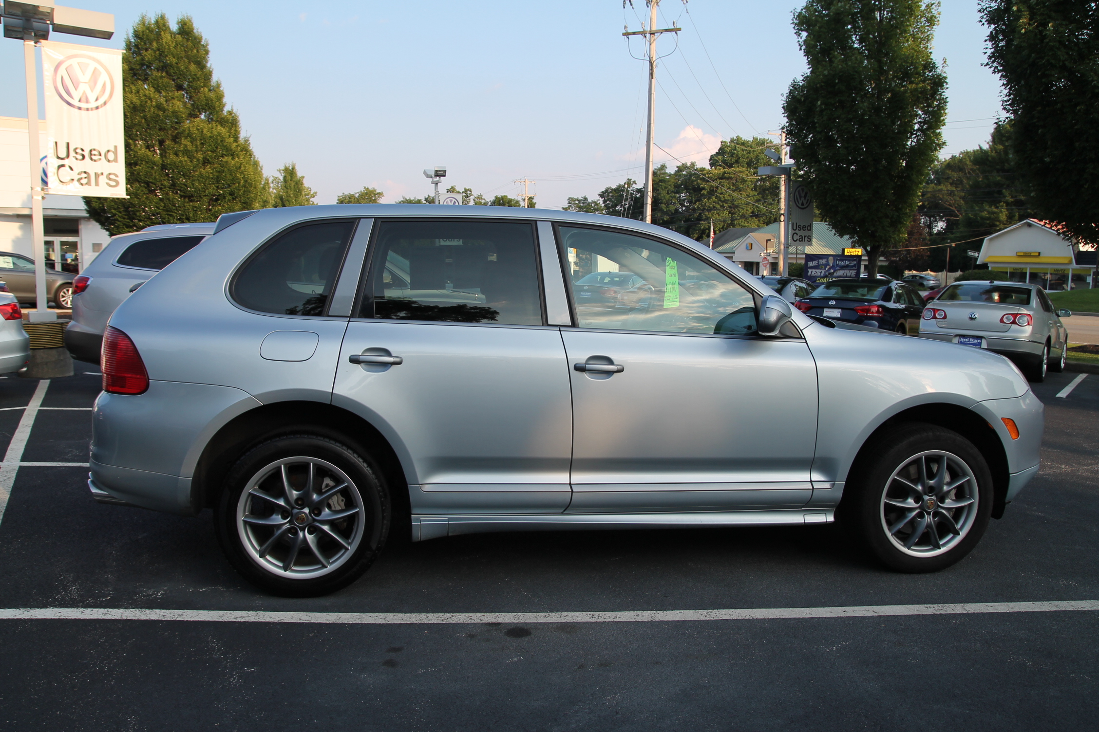 Used Porsche Cayenne devon pa Transmission Automatic  free image upload