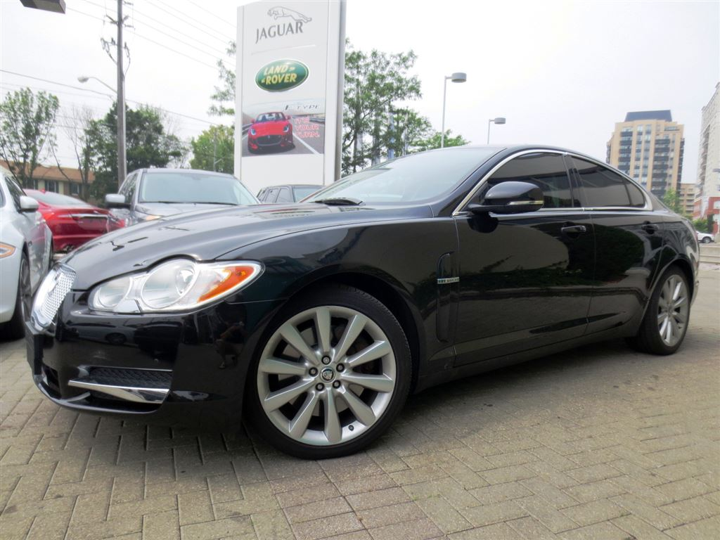 Used Jaguar XF PREMIUM LUXURY free download image