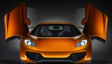McLaren MP4 12C front view car models list price free image editor