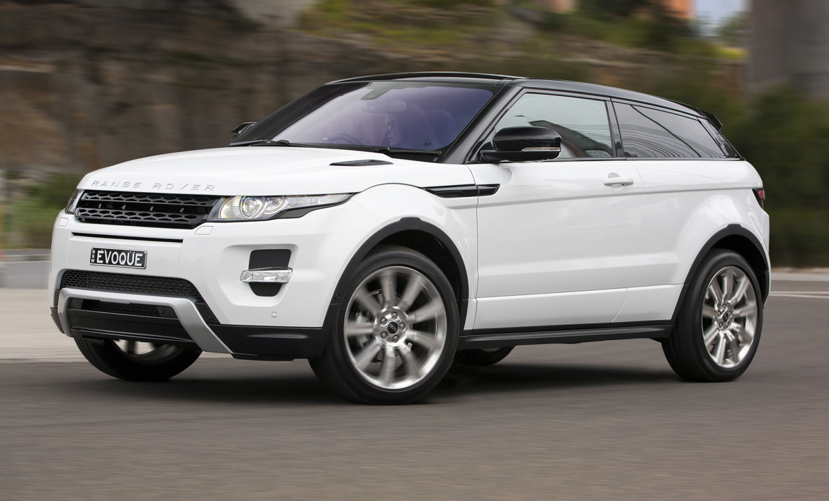 Range Rover Evoque Destined For Evolutionary Styling Updates image editor free download Wallpaper