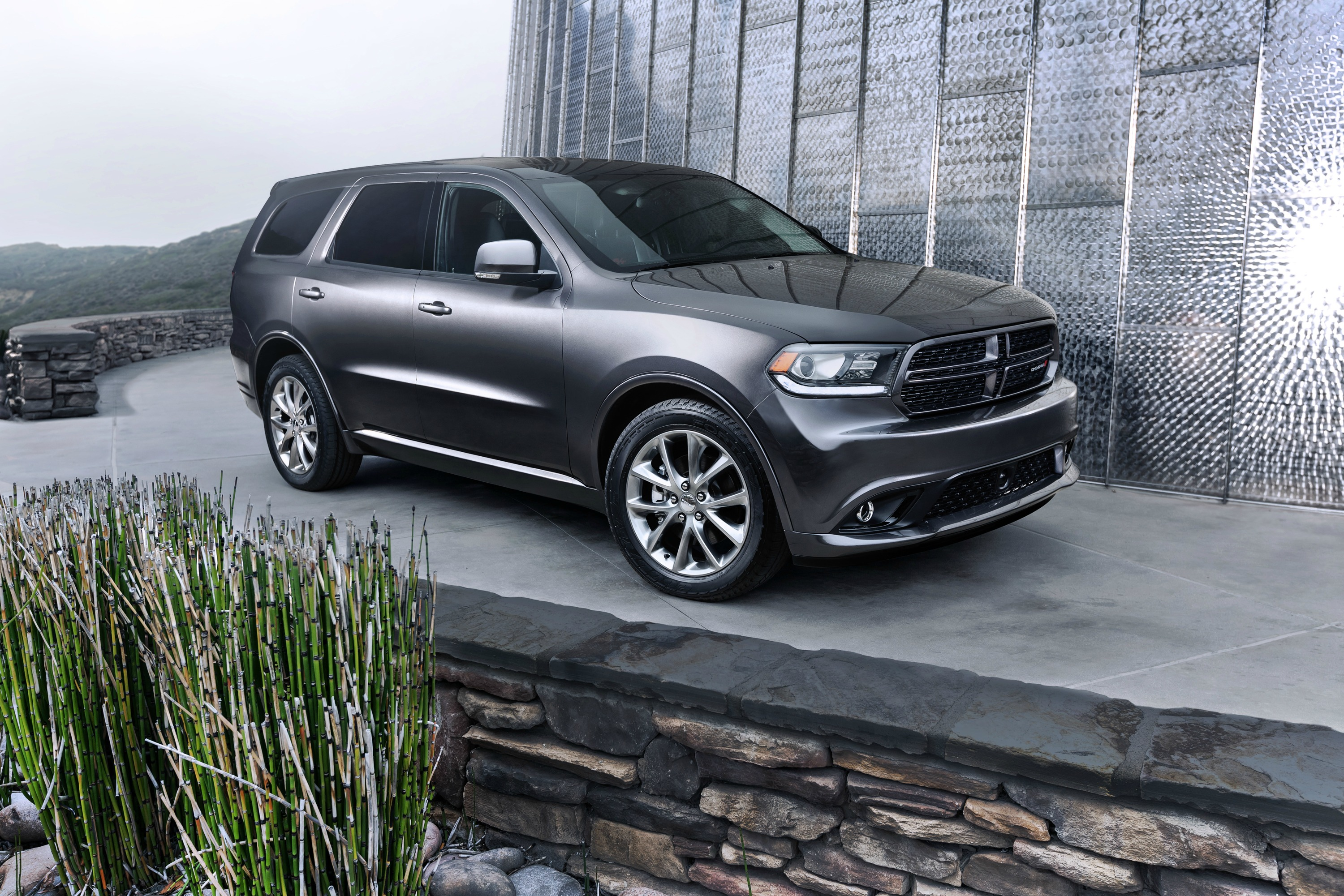 Dodge Durango Protect All That Is Yours Side View free image download