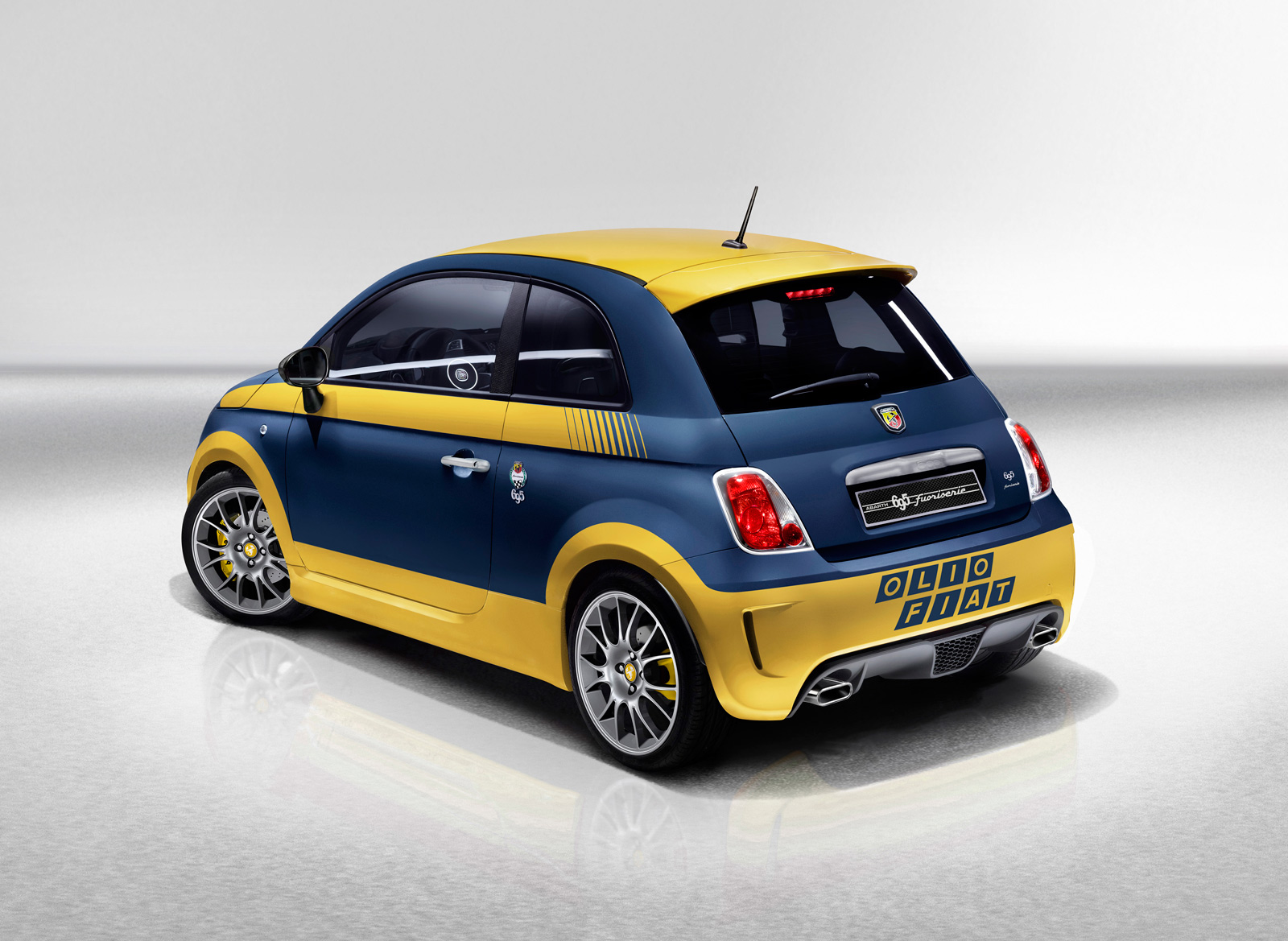 Fiat 500 Abarth Convertible used free download image