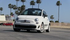 Fiat Convertible White used free download image
