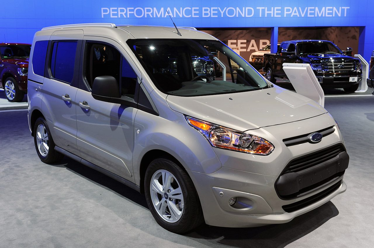 Ford Transit Connect Wagon Los Angeles'da image editor free download Wallpaper