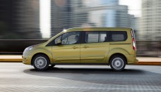 Ford Transit Connect left side Photo free download image
