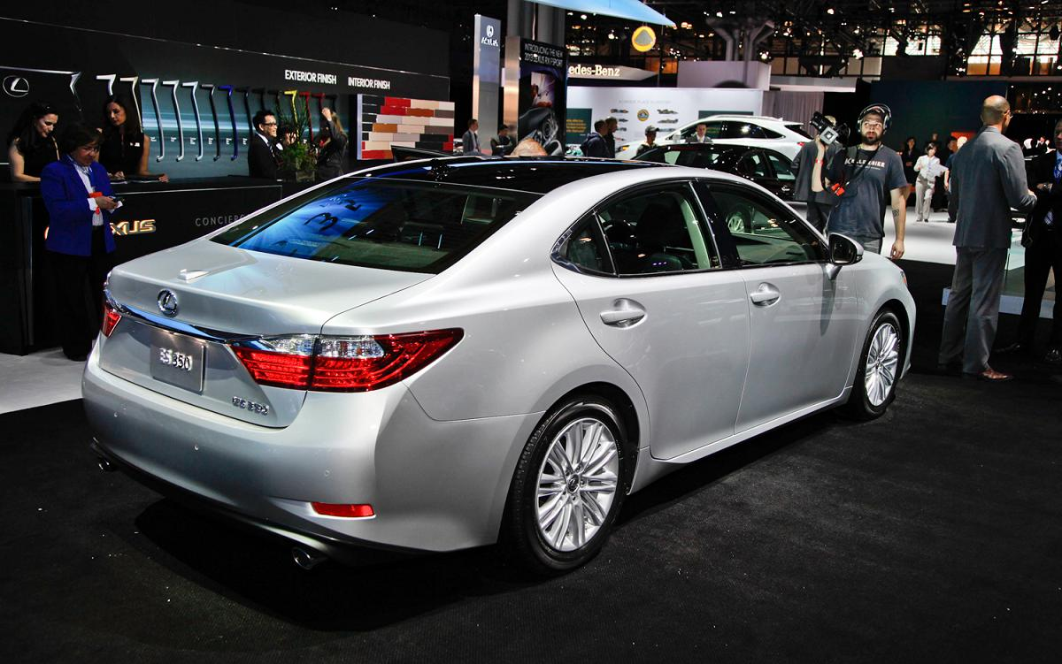 Lexus ES 350 Redesign free image editing software
