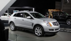 Cadillac SRX 2014 Crossover SUV  free image download