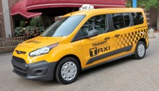 Ford Transit Connect  taxi Photo free image download