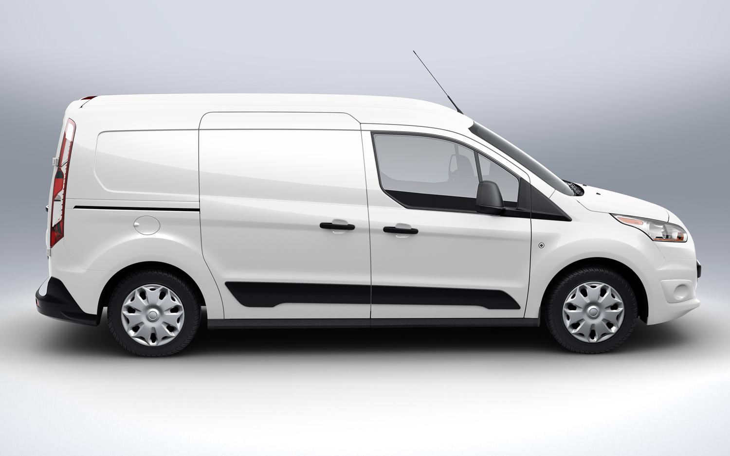 Ford Transit Connect Van Side View Wallpapers free download image