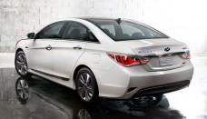 2014 Hyundai Sonata hybrid photo image download free