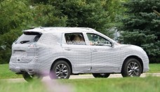 Nissan Rogue X-Trail spy shots free image editor