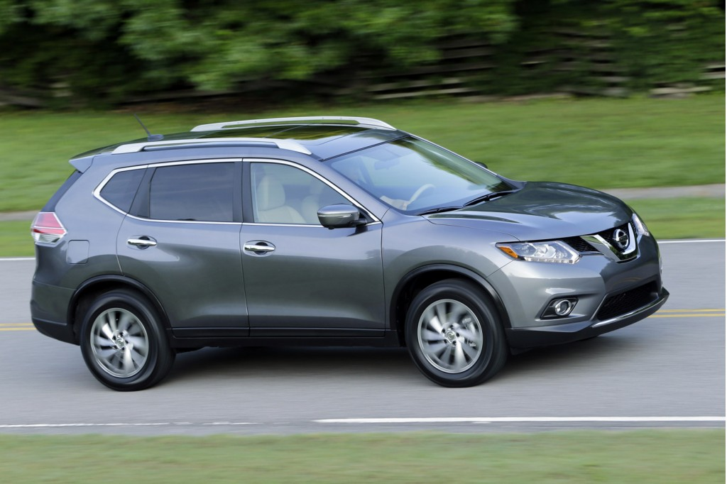 Nissan Rogue Revealed Priced From free image editor