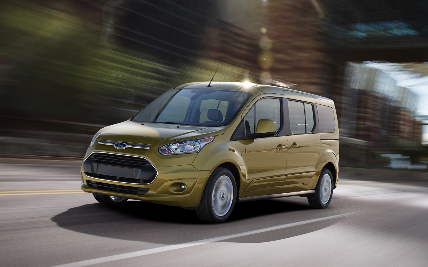 Ford Transit Connect free image download