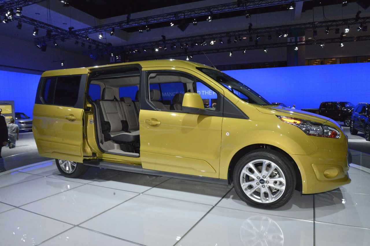 Ford Transit Connect Wagon Photo image editor free download