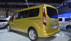 Ford Transit Connect Wagon rear Photo image resizer free download