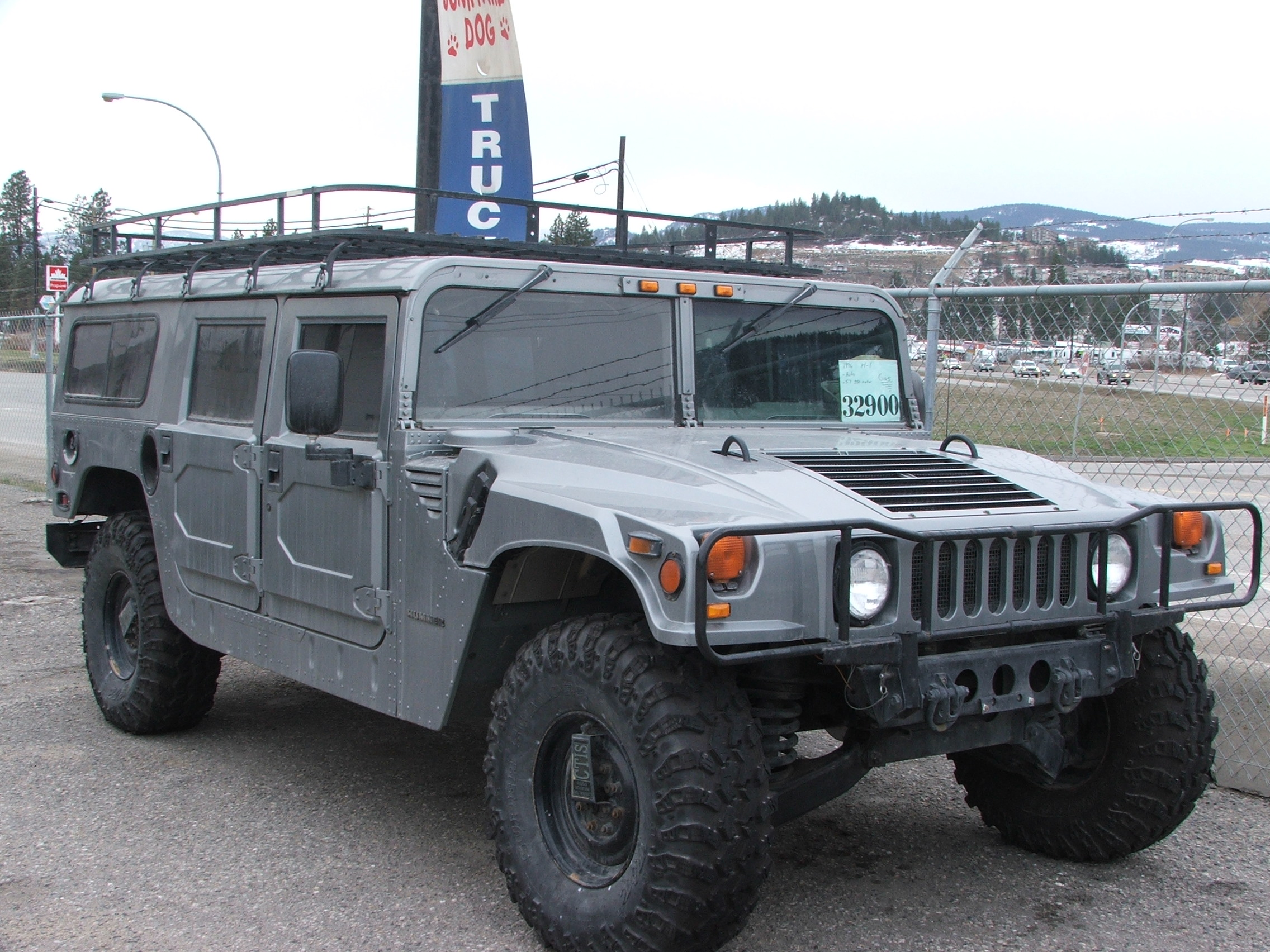 1996 Hummer H1 for Sale Vehicles free download image Wallpaper