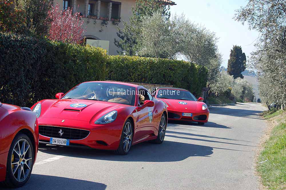 Ferrari Driving Experience in Tuscany nj italy rental free download image