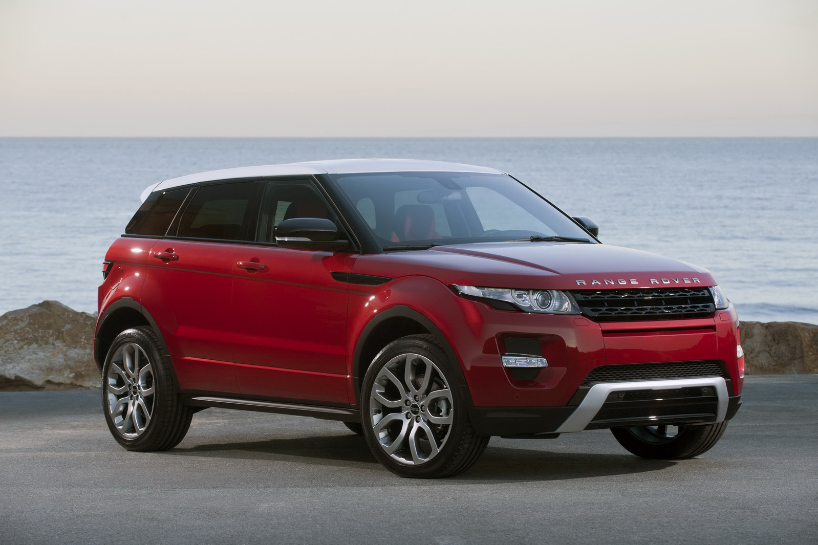 Land Rover Range Rover Evoque image editor free download