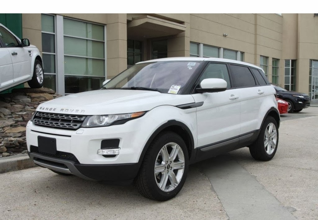 Land Rover Range Rover Evoque price Front white color cars photos image editor free download Wallpaper