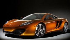 McLaren MP4-12C  car models list free image editor
