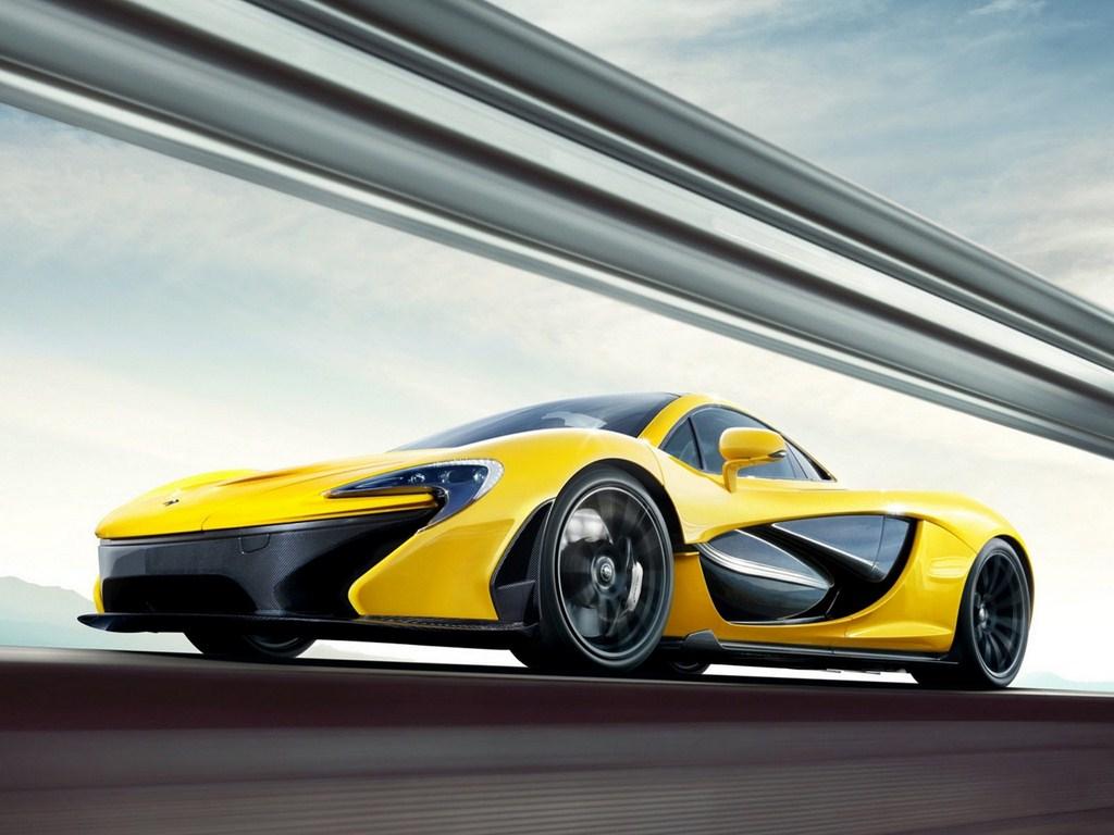 The McLaren P1 Production Model Looks Stunning car list price free image resizer