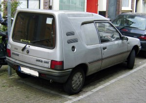 Peugeot 205 XA Van for sale ebay glasgow free image editor