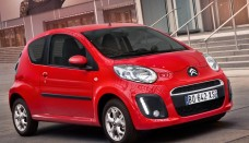 Latest Red Citroen C1 launches with free insurance on personal lease deals image download free
