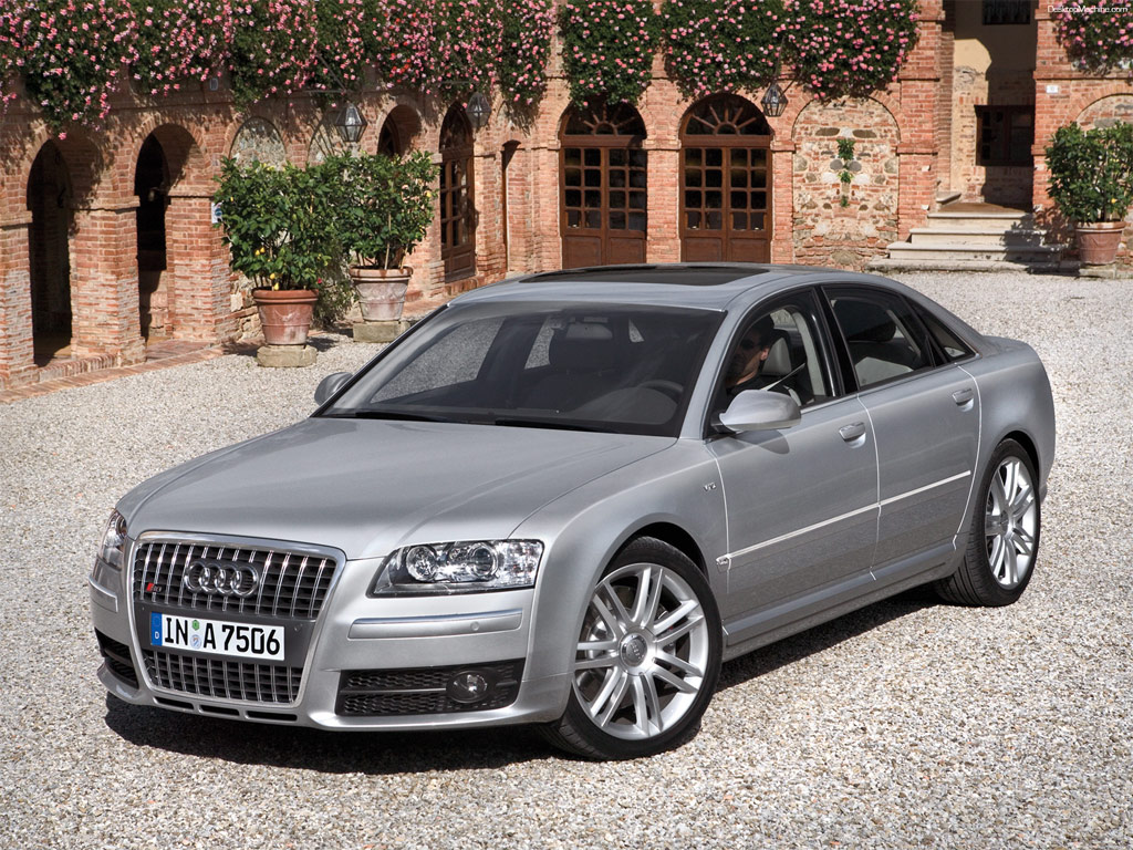 AUDI S8 HD Car Wallpapers for Android, Desktop, Iphone, Tablet 4 Wallpaper