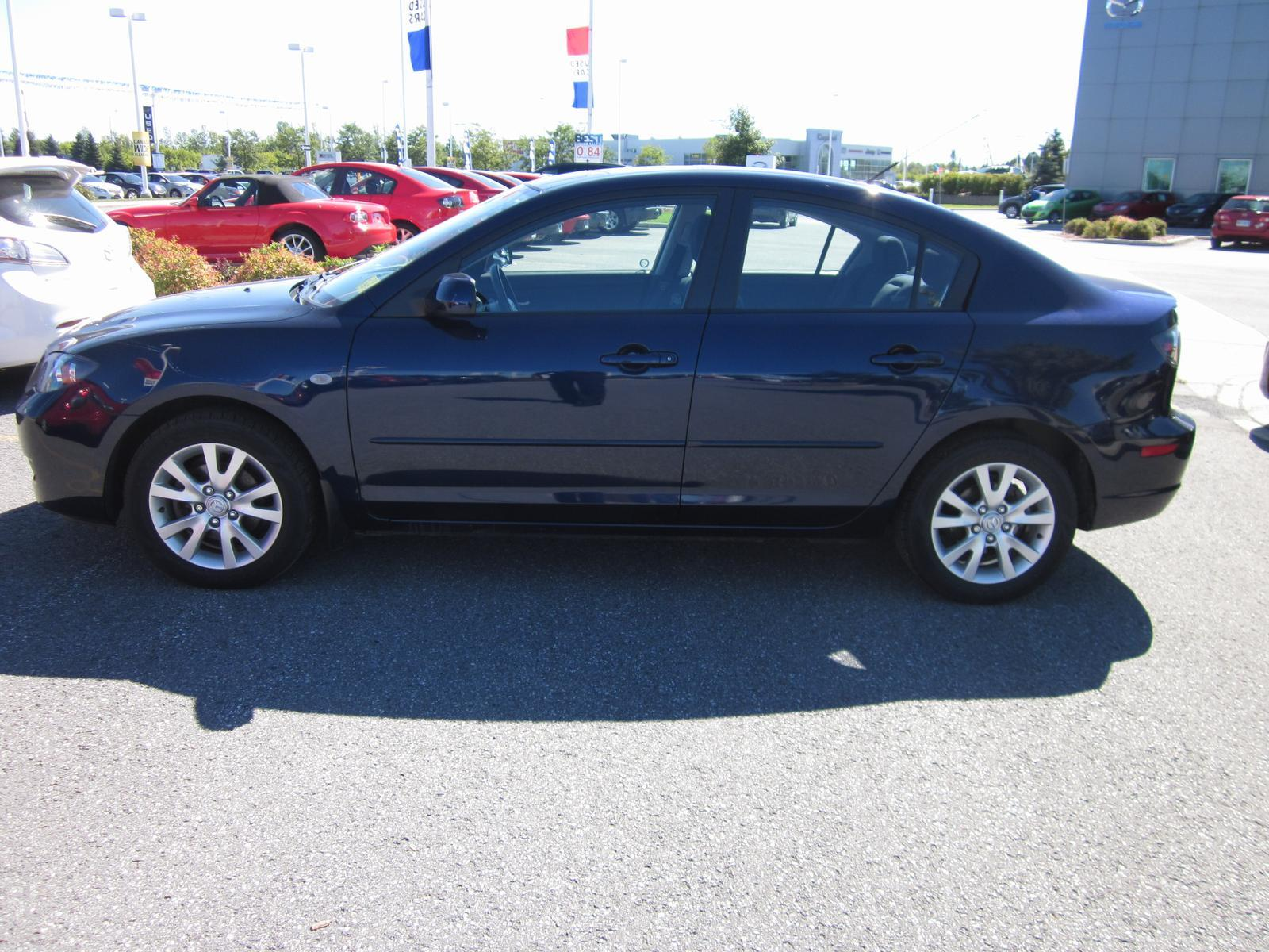 Used 2009 Mazda 3 GS in Kanata hathback for sale free image editor
