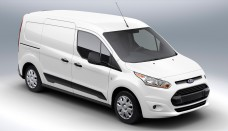 Ford Transit Connect Van Preview free download image