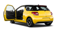 citroen lease DS3 sportchic 3 door hatch back free image download