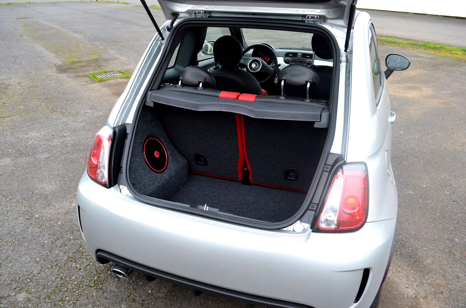 fiat 500 abarth convertible automatic trunk photos for sale Picture free download image