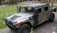 1985 Military Camo Hummer Amazing Vehicles free download image