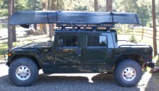 Used Hummer H3T Amazing Vehicles free download image Rocker Panel and Driveline Protection. Luggage Rack