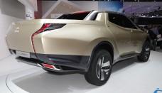 Mitsubishi Pickup Concept Rear free online image editor