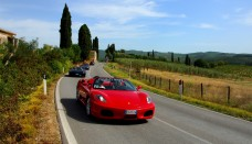 Ferrari driving experience in Tuscany holiday rental free download image
