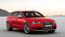 Official info on the new 331kW 4.2 litre V8-powered Audi RS4 Avant was