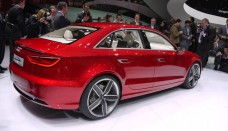 2015 Audi A3 Wallpapers in HD For Desktop | Android | Laptop 12