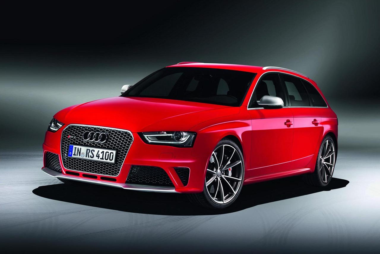 Home » 2013 Audi RS4 Avant » Audi RS4 Avant Wallpaper